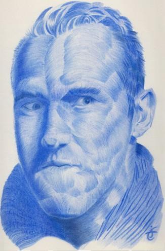 PortraitGertrude'Dollasign'Perkins2013-2