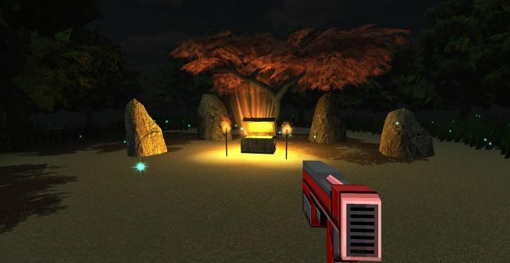 Unity3D My Island Nightscene